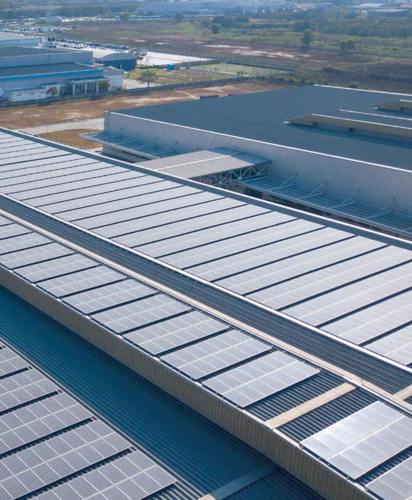 A Costa Verde tem um sistema de gestão de energia (certificação ISO 50001). Assim reduzimos o consumo energético e a pegada ambiental.