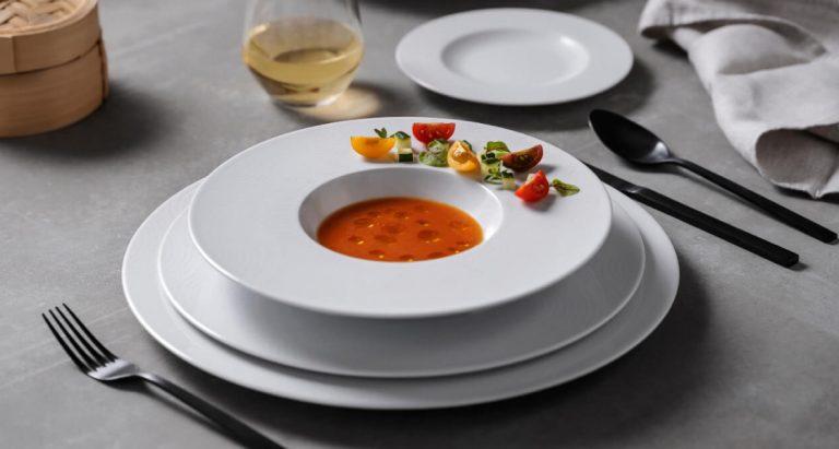 serviço de jantar