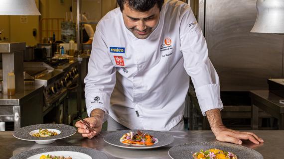 3 receitas do Chef Tony Martins para uma experiência de fine dining em sua casa
