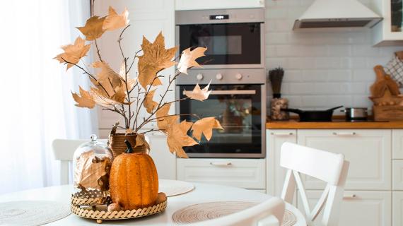 5 tendências de decoração para o outono de 2021